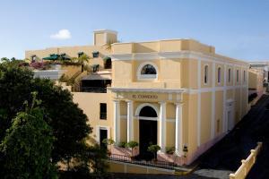 El Convento - Entrada