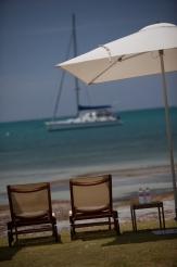 Vista al mar en Copa Marina