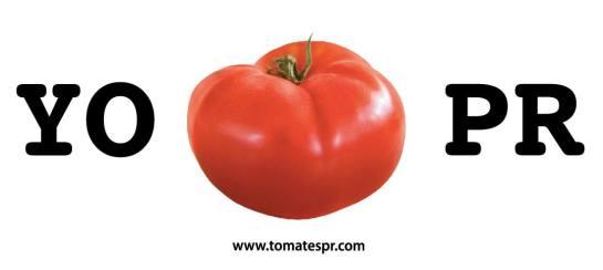 Tomates de Puerto Rico