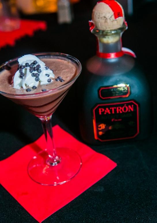 Patron Choco Martini