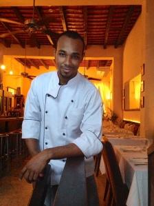 Chef Carlos Guzman