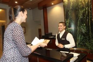 DoubleTree Registro del Hotel
