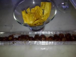 Uvva Lamb & Steak Mini Meatballs