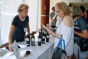 Tour de Italia probando los vinos Tenuta Sette Ponti