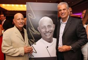 Chefs Alfredo Ayala y Eric Ripert