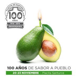 100 años de la placita