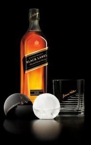 Johnnie Walker Black Label Ice Ball