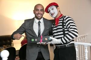 Angel Santiago, socio propietario de la marca Le Macaron para Puerto Rico y Caribe