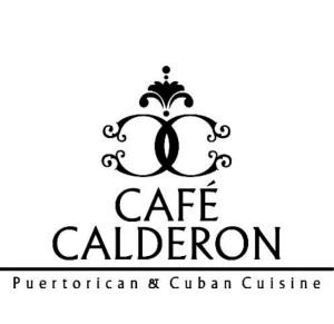 CAFE CALDERON LOGO
