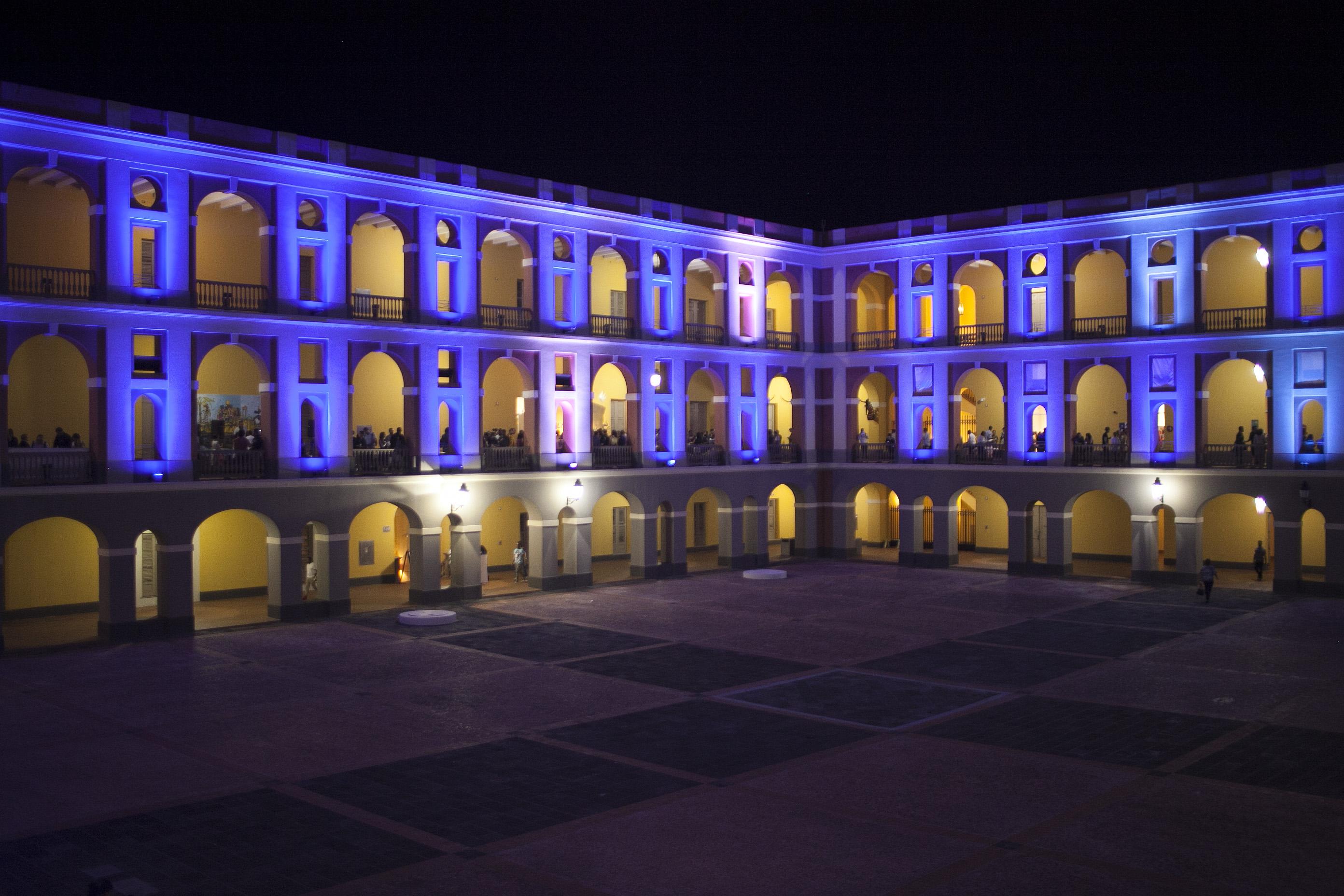 Cuartel de Ballaja Museo de Las Americas Museo de Las Americas