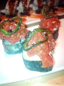 Spicy Dragon Roll