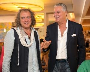 Fabio Granato y Vittorio Assaf