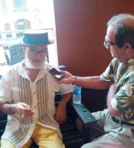 Entrevista a Martorell