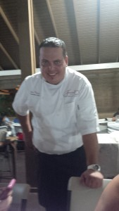 Chef Juan Nieves