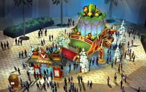 The Mall of San Juan Santa's Academy