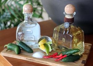 Tacos & Tequila Variedad de Tequila Patron