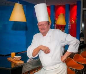 Chef Cesare Biancalana