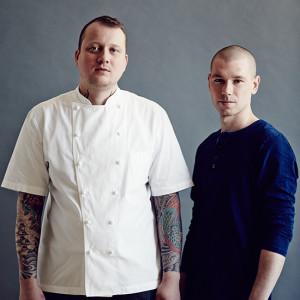 Chefs invitados Walter Stern & Joe Ogrodnek
