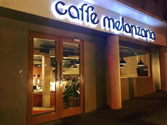 Caffe Melanzana 2