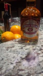 Chivas Nueva Botella