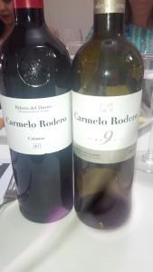 Carmelo Rodero vinos