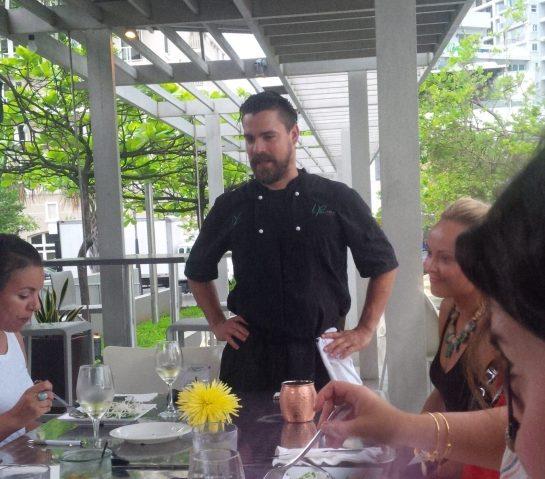 Chef Yamil Cintron
