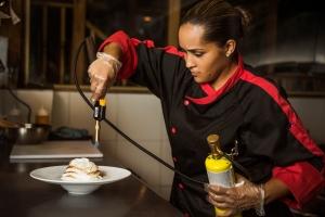 Chef Daisy Parrilla