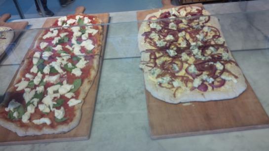 Il Nuovo Mercato Pizzas