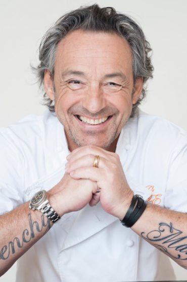 Chef Gilles Epié