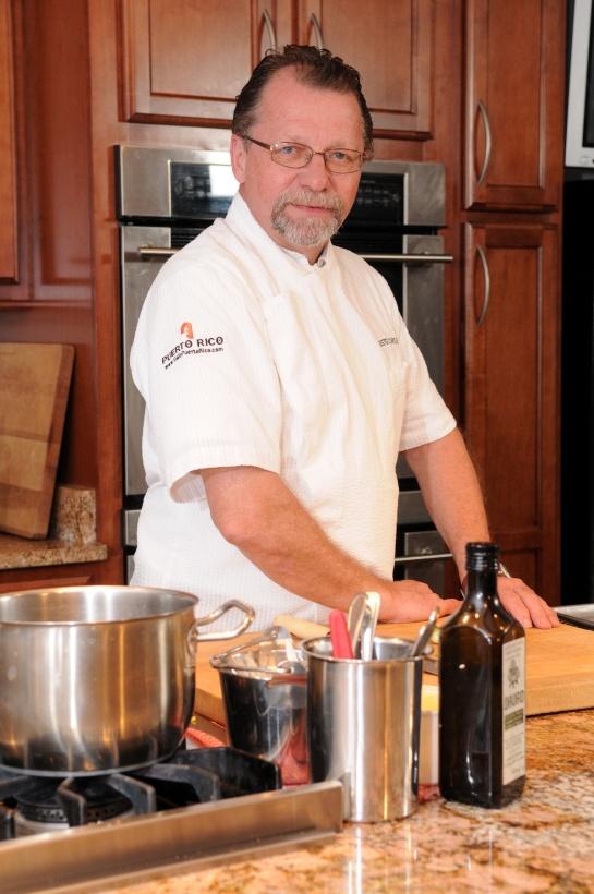 Chef Augusto Schriner