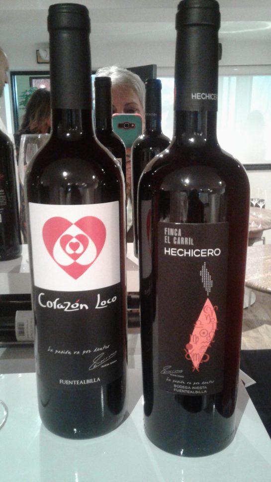 Corazon Loco Tinto y Hechicero