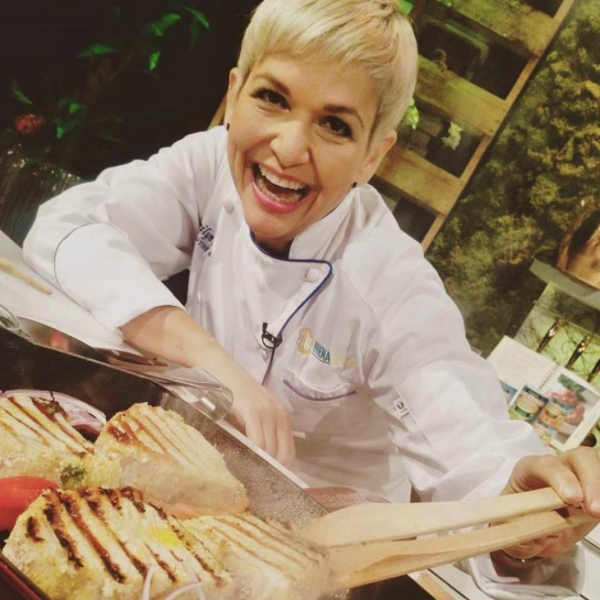 Chef Marylin Lopez