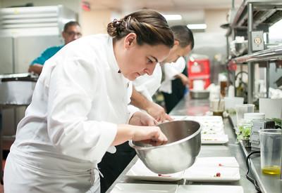 Chef Erika Suarez