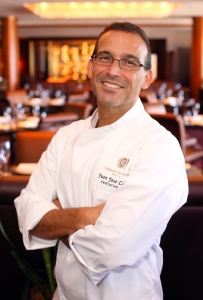 Executive Chef Juan Jose Cuevas