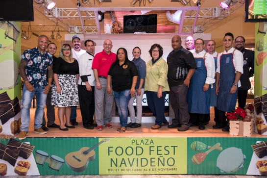 6to Plaza Food Fest Navideño