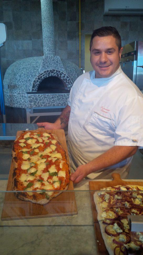 Il Nuovo Mercato Pizza