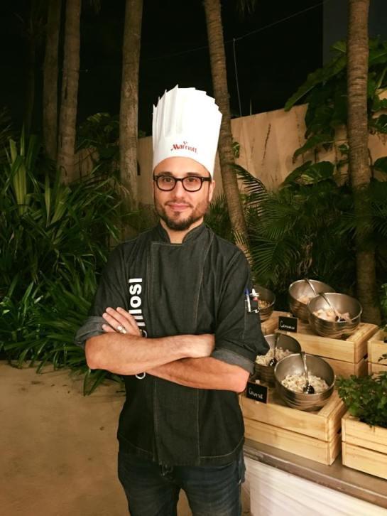 Chef Dante Filosi