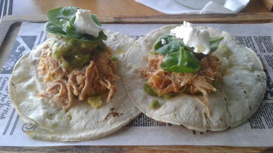 Tacos & Tequila Tacos Pollo 2
